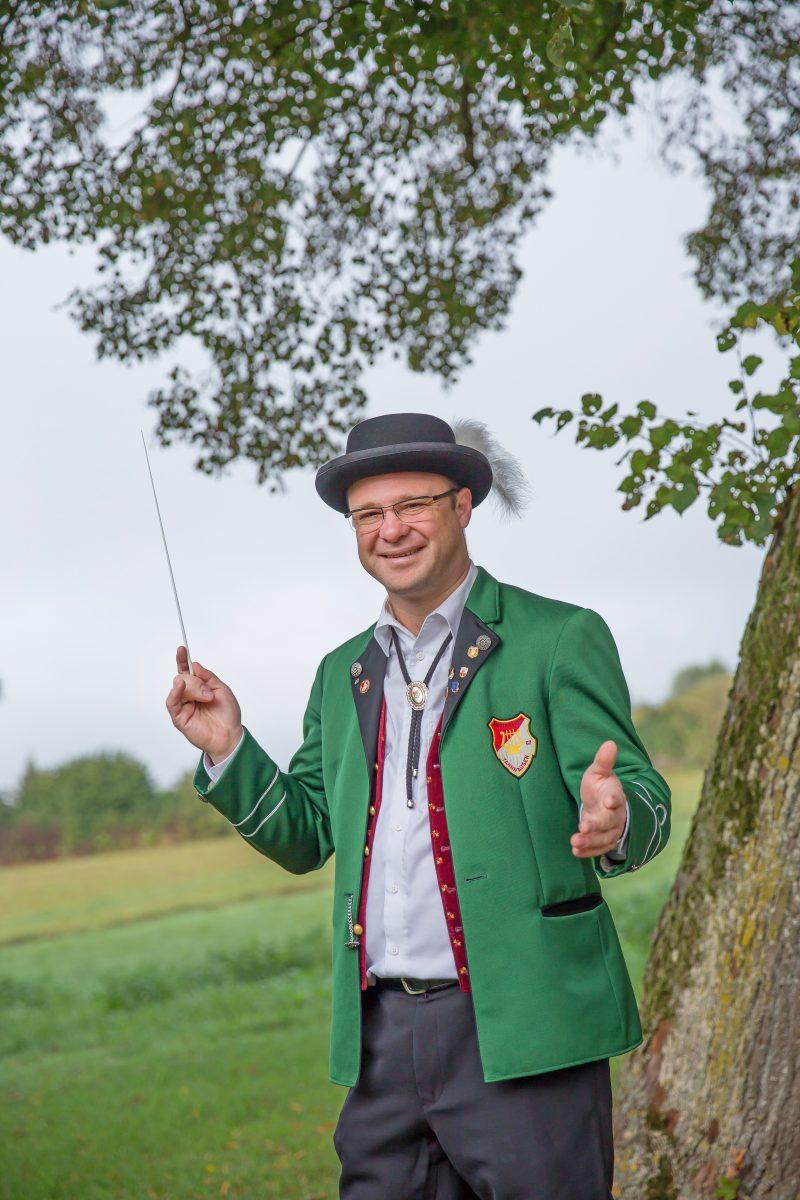 Dirigent Michael Seckler